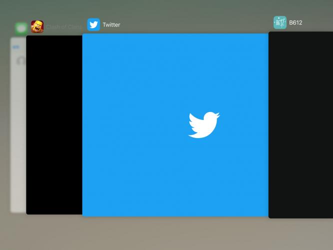 iOS Twitter