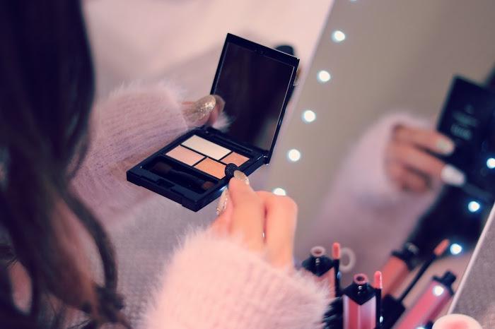 化粧の写真
